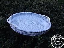 Košíky - Podnos pr.30cm - 10150979_