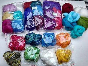 Textil - Balíček česancov pre zuzK3 - 10149434_