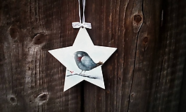 - Zimný vtáčiček - 10150396_