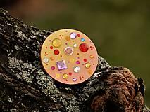 Odznaky/Brošne - Malá galaxia - 10148115_