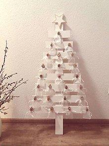 Dekorácie - Adventný kalendár, stromček - 10148274_