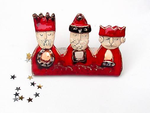svietnik  Traja králi
