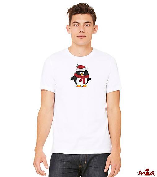 579a2f0995 Dámske tričko - Penguin (rodinné oblečenie) / MIA-made - SAShE.sk ...