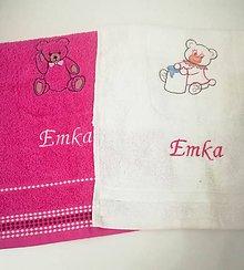 Textil - Mackovia-farebný uter. - 10153439_
