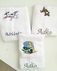 Textil - aj niečo pre chlapcov - 10153445_