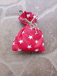 Dekorácie - Vianočné vrecúško 8 - 10154217_