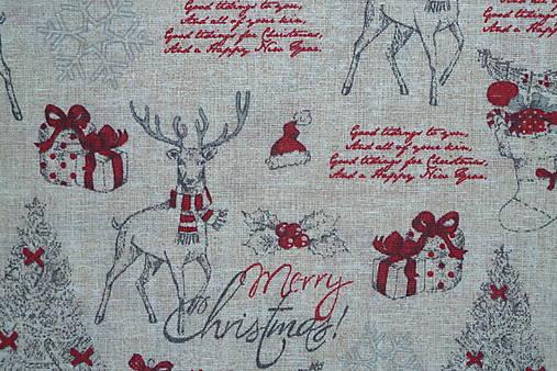Látka Vianočný vinš