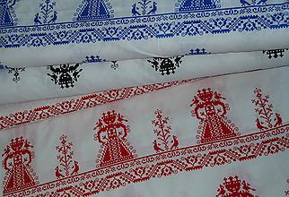 Textil - Látka Slovenská mamička - 10153014_