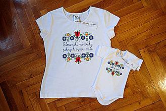 Detské oblečenie - MAMA A JA - 10156769_