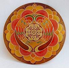 Dekorácie - Mandala.. Rodinné Väzby - 10155831_