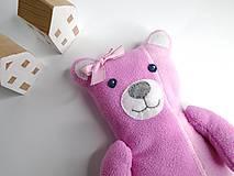 Mäkučký medvedík (Rosie)
