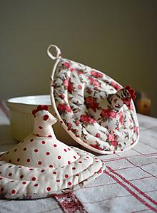 Úžitkový textil - origo chňapky 159 - 10153566_