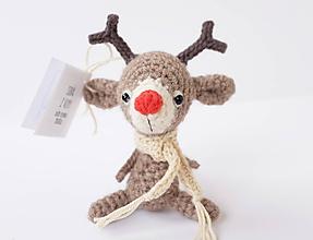 Hračky - Sob Rudolf - 10154895_