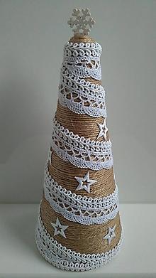 Dekorácie - Vianočný stromček - 10153139_