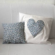 Úžitkový textil - Obliečky romantické - 10152768_