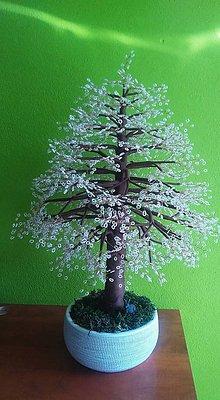 Dekorácie - Maxi stromček šťastia - 10160325_