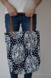 Iné tašky - taška modrotlač - 10158509_