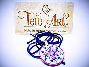 Náhrdelníky - Náhrdelník Titus-Výpredaj - 10160552_