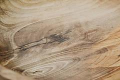 Nádoby - Veľká orechová miska - 10158264_