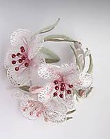 Náramky - Třešňové květy náramek - 10157806_
