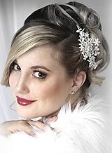 Svatební hřeben Vanesa