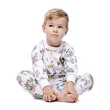 Detské oblečenie - Vĺčkovia v spoločnosti - 10159969_