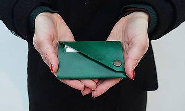 Peňaženky - Mini peňaženka - 10157278_