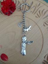 - kľúčenka, prívesok na kľúče či kabelku Malý princ - 10157370_