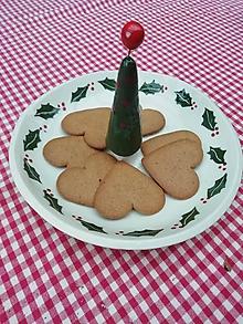 Nádoby - Vianočná misa so stromčekom - 10162261_
