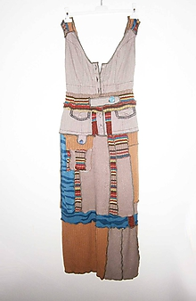 Šaty - lelošatky jesenné - 10161872_