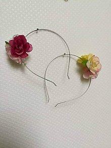 Ozdoby do vlasov - Čelenka Ellie - 10162098_