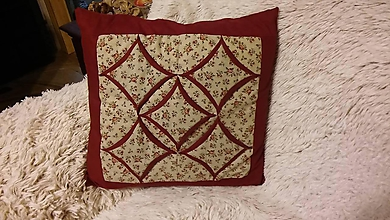 Úžitkový textil - Vankúš - Sen - 10162769_