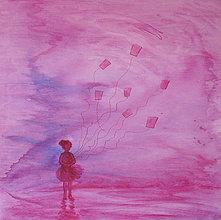 Obrazy - Moje tajné sny a želania - 10163313_