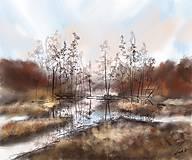 Obrazy - Chladný potok 2 - 10163726_