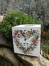 Krabičky - Srdce z lásky  - 10160813_