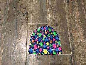 Detské čiapky - Prechodný čiapka Fliačik - 10168545_