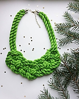 - Zelený bavlnený - 10167154_