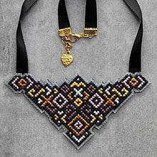 Náhrdelníky - ornament - 10168153_