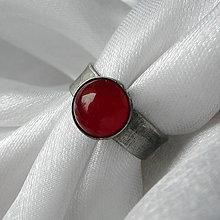 Prstene - Prsteň s jadeitom ☼ DOMITILLE ☼ - 10166088_