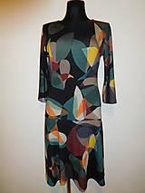 Šaty - Oválná geometrie - 10164484_