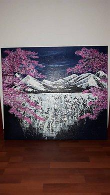 Obrazy - Láska hory prenáša - 10168437_