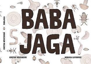 Knihy - Baba Jaga kniha - 10164285_