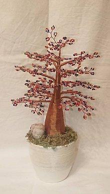 Dekorácie - stromček šťastia - 10165222_