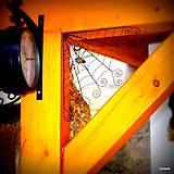 Dekorácie - Pavučina - dekorácia - 10164610_