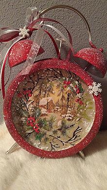 Kurzy - Vianočný kurz decoupage - 10165098_