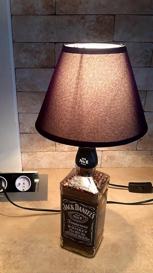 Jack Daniels lampa