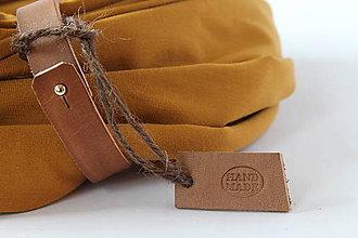 Doplnky - Pánsky bavlnený šál - Maurizio - 10166389_