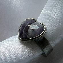 Prstene - Dám Ti svoje srdce - 10166671_