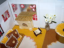 Hračky - Domček s mininábytkom III. - 10168543_