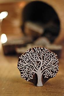 Pomôcky/Nástroje - Pečiatka strom 3 - 10168682_